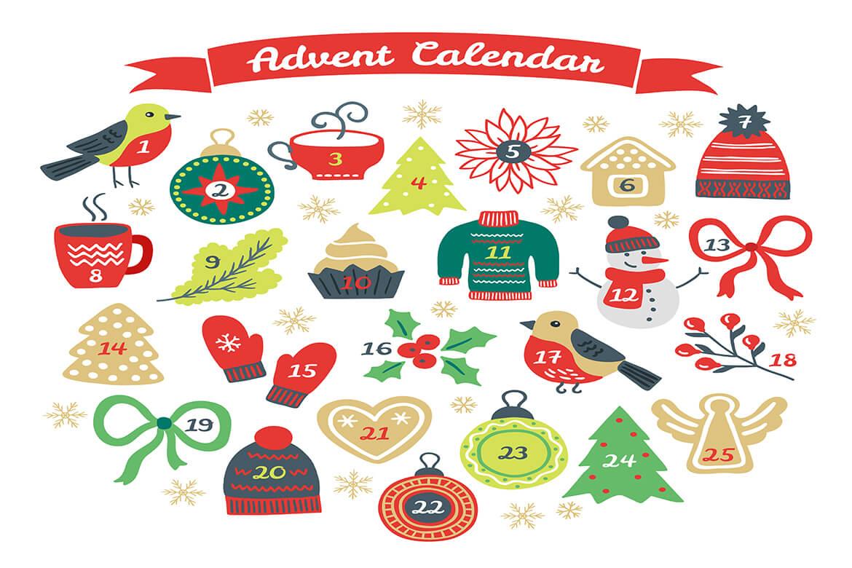 Adventný kalendár alebo ako spoznať 24 handmade výrobcov