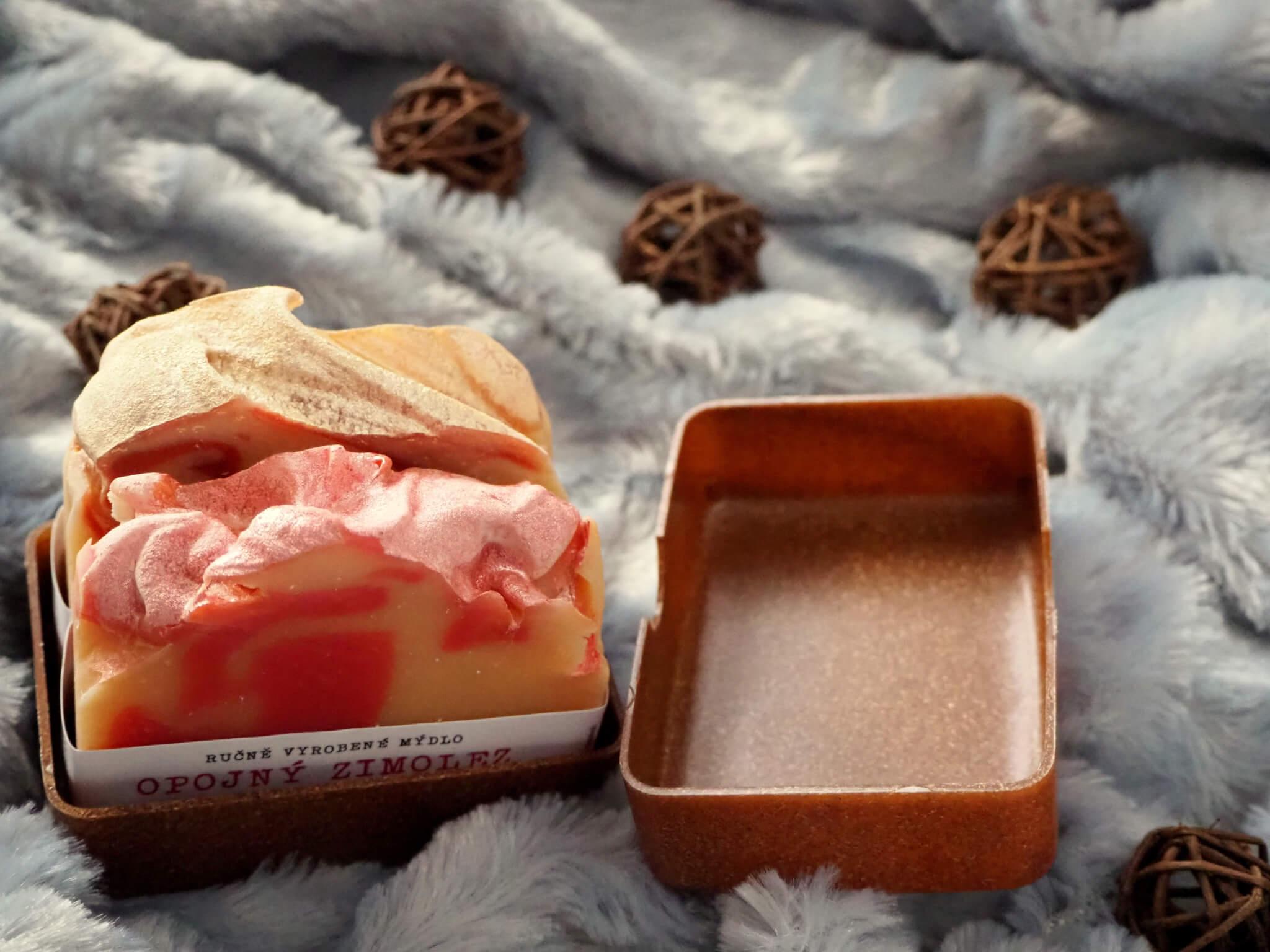 mydlo - opojný zimolez